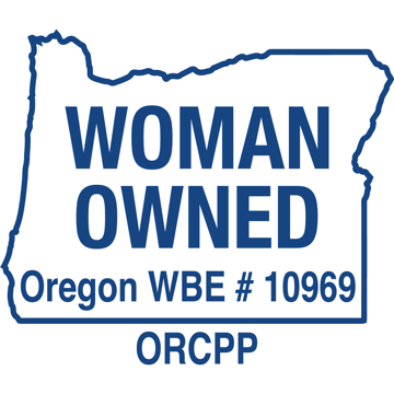 Oregon Certified WBE DBE