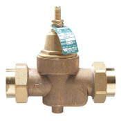 Pressure Reducing Valves