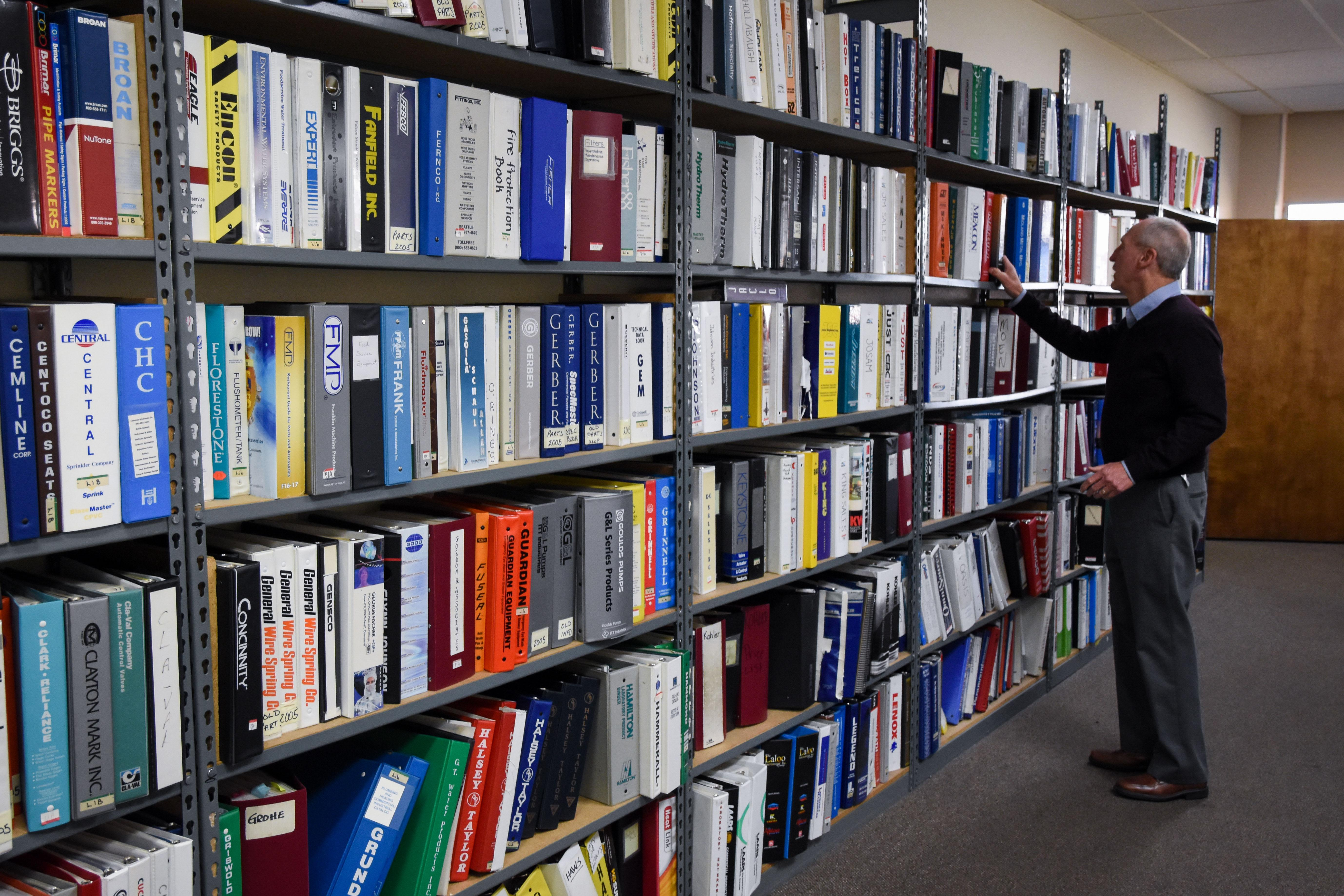 Our resource library