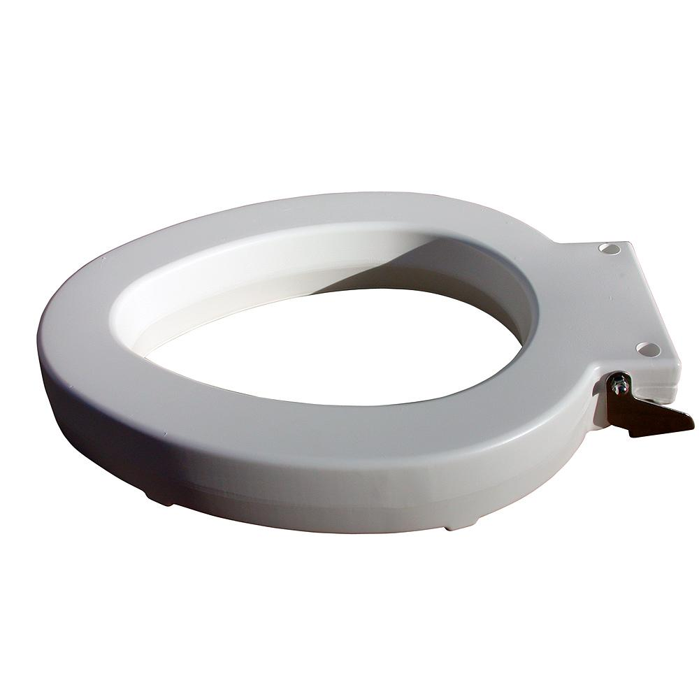 Amazing Toilet Seat Elongated Closed Front Less Cover Medic Aid Lift 4 Inch White Plastic Bemis Pdpeps Interior Chair Design Pdpepsorg